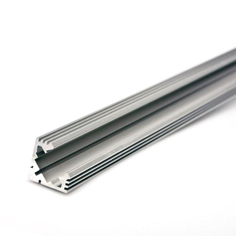 Perfil aluminio venco para tiras led 2 metros ledbox - Tiras de aluminio ...